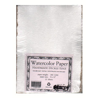 Shizen Design Student Grade Watercolor Paper (2 options available)