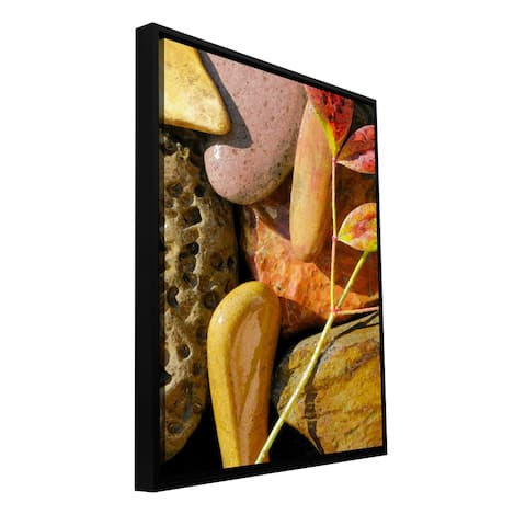 ArtWall Dean Uhlinger 'Natural World 20' Floater Framed Gallery-wrapped Canvas