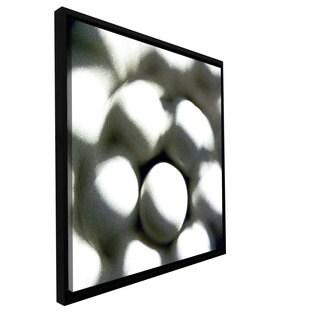 ArtWall Dean Uhlinger 'Eggs' Floater Framed Gallery-wrapped Canvas