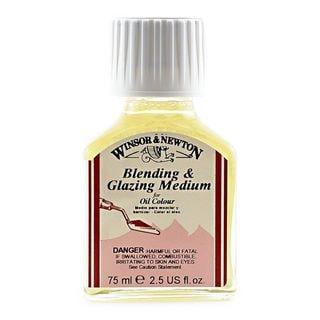 Winsor & Newton Blending & Glazing Medium (Pack of 2)