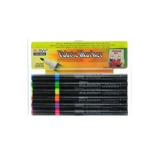Marvy Uchida Fabric Markers Sets