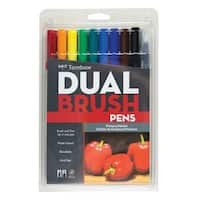 Tombow Dual End Brush Pen Sets