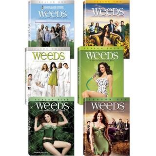 Weeds: Seasons 1-6 (DVD)