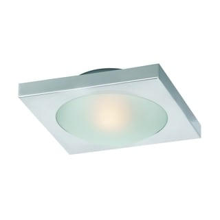 Piccolo LED Satin Nickel 1-light Flush Mount