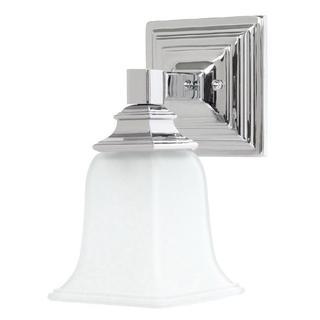 Capital Lighting Transitional 1-light Chrome Wall Sconce