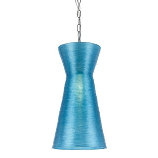 angelo:HOME Aimee Cone 1-Light Swag Plug-in Pendant
