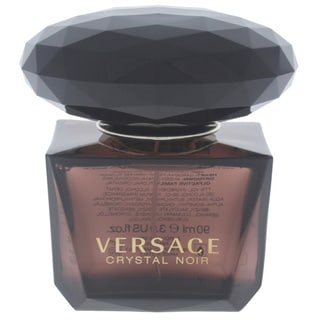 Versace Crystal Noir Women's 3-ounce Eau de Toilette Spray (Tester)