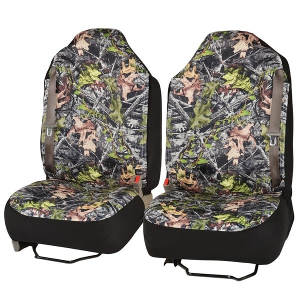 Shop Bdk Camouflage Seat Covers For Pick Up Truck Built In