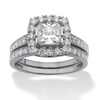 64cea8889f58d2 Palm Beach Jewelry Wedding Rings | Find Great Jewelry Deals Shopping at  Overstock