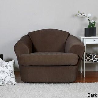 QuickCover Spencer 2-piece Stretch Chair Slipcover