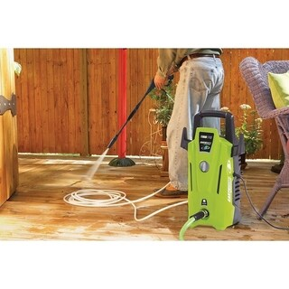 Earthwise 1500 PSI 10 Amp Pressure Washer