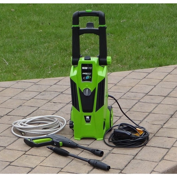 Earthwise Electric Pressure Washer 1650 Psi With Dual