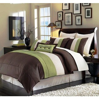 Fashion Street Clemency 8-piece Comforter Set