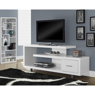 Oliver & James Jorg White 60-inch TV Console