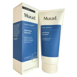 Murad Clarifying 6.75-ounce Cleanser|https://ak1.ostkcdn.com/images/products/9677965/P16857421.jpg?impolicy=medium