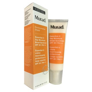 Murad Essential-c Day 1.7-ounce Moisture Broad Spectrum with SPF 30 PA+++|https://ak1.ostkcdn.com/images/products/9677966/P16857422.jpg?impolicy=medium
