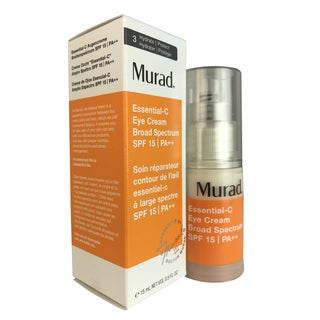 Murad Essential-C 0.5-ounce Eye Cream Broad Spectrum with SPF 15 PA++