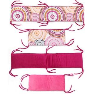 Sophia Lolita Crib Bumper-Rail Cover