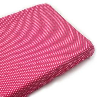 Simplicity Hot Pink Changing Pad Cover