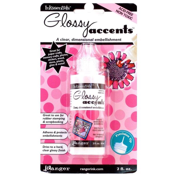 Ranger Glossy Accents (Pack of 3)