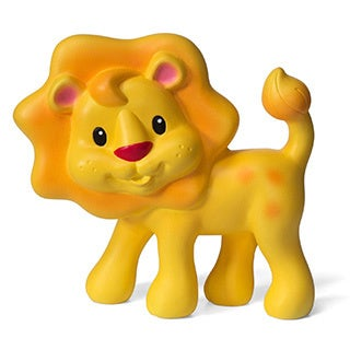 Infantino Squeeze and Teethe Lion