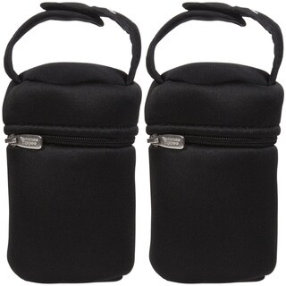 Tommee Tippee Closer to Nature Insulated Bottle Bag (2 Pack)