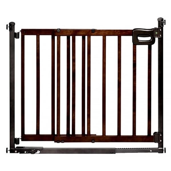Shop Summer Infant Step To Secure Wood Walk Thru Gate Free