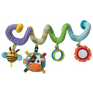 Infantino Spiral Activity Cow/ Bee Toy