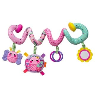 Infantino Spiral Activity Toy Butterfly