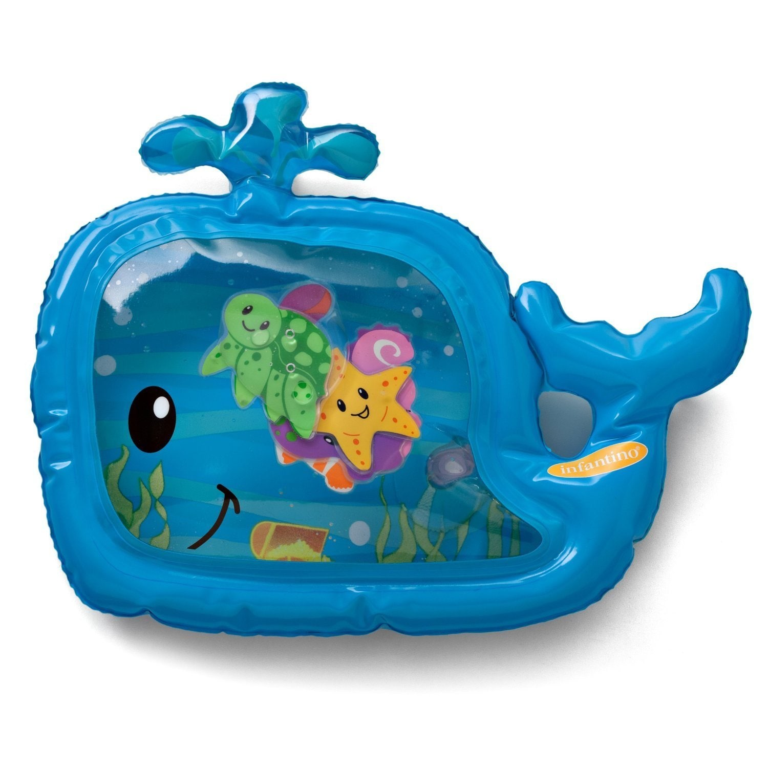 Infantino Pat and Play Whale Water Mat (Whale)