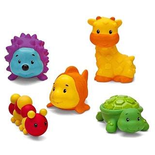 Infantino Animals Sensory Pals