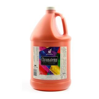 Chroma Inc. ChromaTemp Artists' Tempera Paint (Option: 1 gal - Orange)