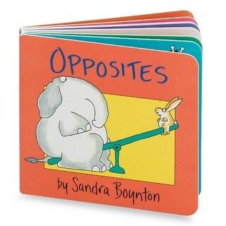 Simon & Schuster Opposities By Sandra Boynton