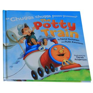 Simon & Schuster The Potty Train By David Hochman