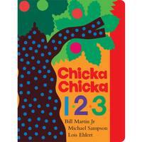 Simon & Schuster Chicka Chicka 1, 2, 3 By Bill Martin Jr.