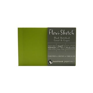 Global Art Flexi-Sketch Sketchbooks