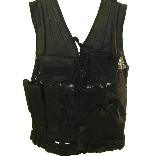 Explorer Tactical Adjustable Vest