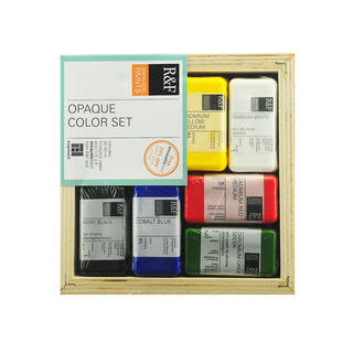 R & F Handmade Paints Encaustic Sets