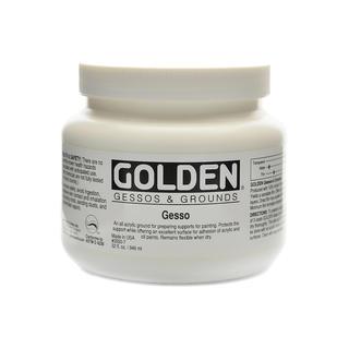 Golden Acrylic Gesso