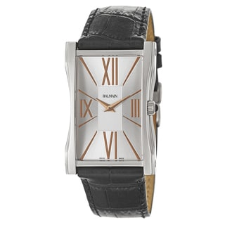 Balmain Men's B30813222 'Elysees' Stainless Steel Swiss Quartz Watch