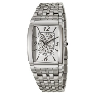Balmain Men's B38213314 'Bellafina' Stainless Steel Swiss Quartz Watch