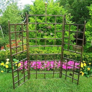 Mississippi 71-inch Decorative Trellis (2 options available)