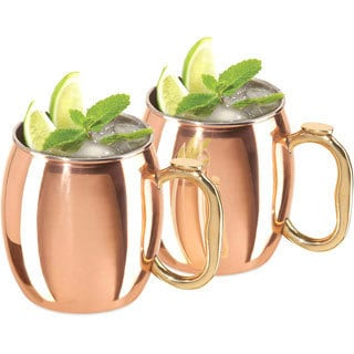 Oggi Moscow Mule Mug (Pack of 2)