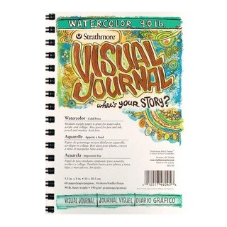 Strathmore Visual Watercolor Journals (4 options available)