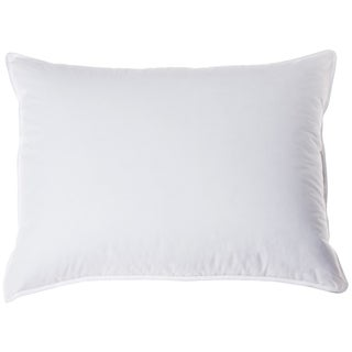 European Heritage Luxury Opulence Soft Hypoallergenic White Goose Down Pillow (3 options available)