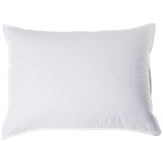 European Heritage Luxury Allure Soft Hypoallergenic White Down Pillow (3 options available)