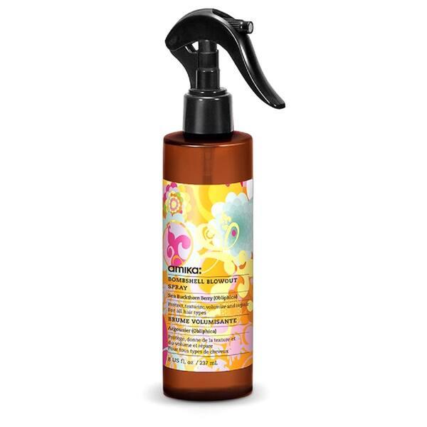 Shop Amika Bombshell 8 Ounce Blowout Spray Free Shipping On