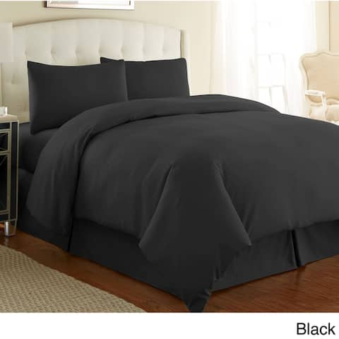 Vilano Series Ultra-Soft 3-piece Duvet Cover Set