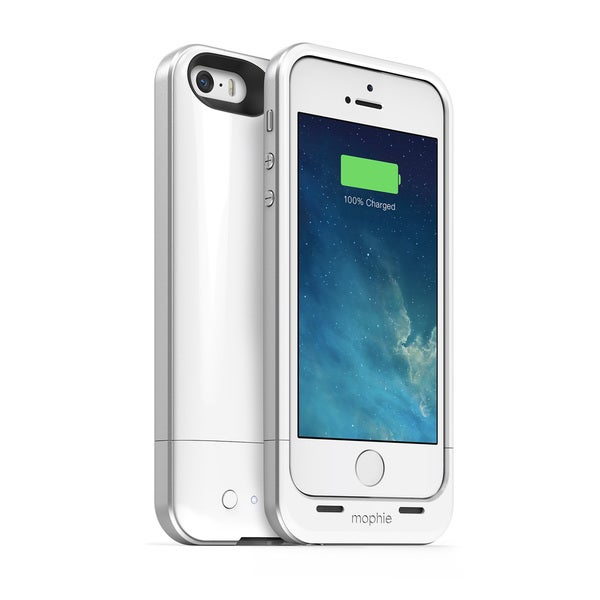 Mophie Juice Pack Air for iPhone 5 / 5S (Bulk Package) - iPhone 5/5s
