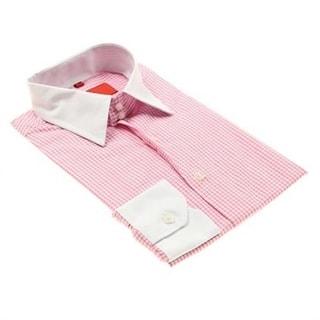 Elie Balleh Boys Slim Fit Cotton Button-down Dress Shirt